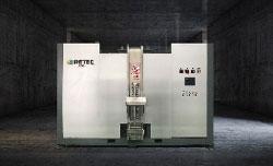 有機物低温熱炭化処理装置「RETEC」